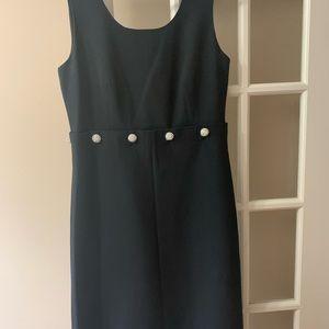 Tory Burch NWOT dark blue dress
